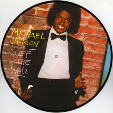 Michael Jackson - Off The Wall - LP Picture Disc Vinyl