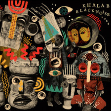 Khalab - Black Noise 2084 - LP Vinyl