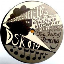 "Jordan Fields / Son Of Lee - The Art Of Dancing Ep - 12"" Vinyl"