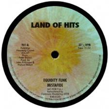 "Mistafide - Equidity Funk - 12"" Vinyl"