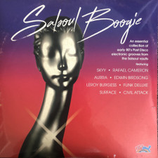Various Artists - Salsoul Boogie - 2x LP Vinyl