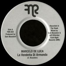 """Marcelo De Luca - La Vendetta Di Armondo - 7"""" Vinyl"""