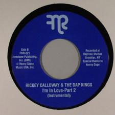 "Ricky Calloway & The Dap-Kings - I'm In Love (Instrumental) - 7"" Vinyl"