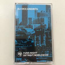 DJ Dez / Andres - x Funk Night - Cassette
