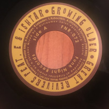 """The Great Revivers Feat. E & Ishtar - Growing Older - 7"""" Vinyl"""
