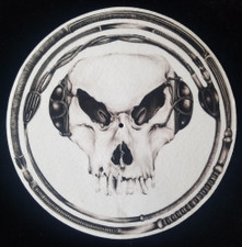 Jubei - True Form (black & white) - Single Slipmat