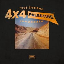 Figub Brazlevic - 4x4 Palestine Jeep Beats - LP Vinyl