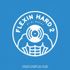 DJ Woody - Flexin Hard 2 - LP Vinyl