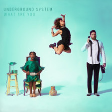 Underground System - What Are You - LP Vinyl