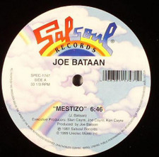 "Joe Bataan - Mestizo / Rap-O-Clap-O / The Bottle - 12"" Vinyl"