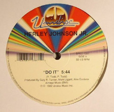 "Herley Johnson Jr. / West Phillips / Mona Ray - Do It / (I'm Just A) Sucker / Do Me - 12"" Vinyl"