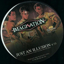 "Imagination - Just An Illusion - 12"" Vinyl"