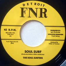 "The Soul Surfers - Soul Surf - 7"" Vinyl"