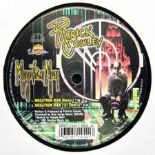 """Patrick Cowley - Megatron Man / Menergy - 12"""" Vinyl"""
