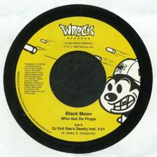"""Black Moon - Who Got Da Props? - 7"""" Vinyl"""