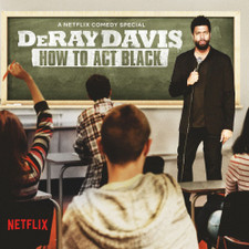 DeRay Davis - How To Act Black - 2x LP Vinyl