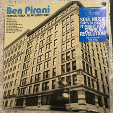 Ben Pirani - How Do I Talk To My Brother? - LP Colored Vinyl
