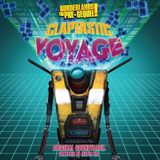 Jesper Kyd - Borderlands The Pre-Sequel!: Claptastic Voyage (Original Soundtrack) - LP Vinyl