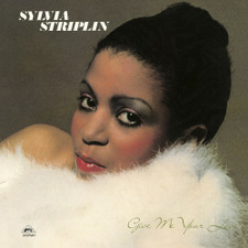 Sylvia Striplin - Give Me Your Love - LP Vinyl