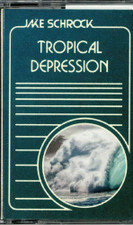Jake Schrock - Tropical Depression - Cassette