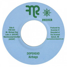 "Dopeheads - Airbags - 7"" Vinyl"