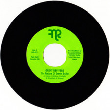 "The Great Revivers - The Return Of The Green Snake - 7"" Vinyl"