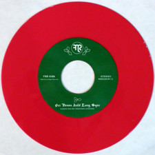 "Harris & His Christmas Avengers - Get Down Auld Lang Syne - 7"" Colored Vinyl"