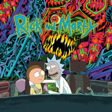 Various Artists - Rick & Morty - 2x LP Vinyl