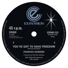 "Pharoah Sanders - You've Got To Have Freedom - 12"" Vinyl"