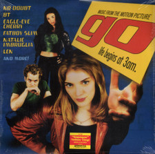 Various Artists - Go (Music From The Motion Picture) - 2x LP Colored Vinyl