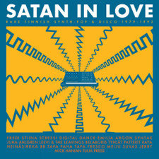 Various Artists - Satan In Love - Rare Finnish Synth-Pop & Disco 1979-1992 - 2x LP Vinyl