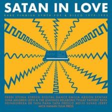 Various Artists - Satan In Love - Rare Finnish Synth-Pop & Disco 1979-1992 - 2x LP Vinyl
