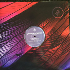 "Jordan Zawideh - Acid Series Vol. 3 - 12"" Vinyl"