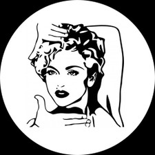 "Madonna - Hung Up (Minimal Remix) - 12"" Vinyl"