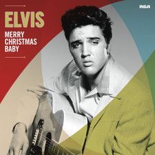 Elvis Presley - Merry Christmas Baby - LP VInyl