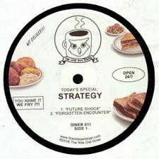 "Strategy - Future Shock - 12"" Vinyl"