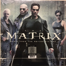 Various Artists - The Matrix: Music From The Motion Picture - 2x LP Colored Vinyl