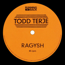 "Todd Terje - Ragysh - 12"" Vinyl"
