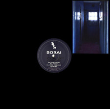 "Borai - Cold Rushing Ep - 12"" Vinyl"