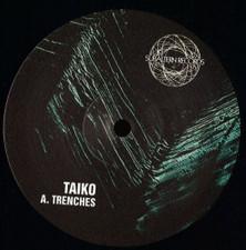"""Taiko - Trenches - 12"""" Vinyl"""