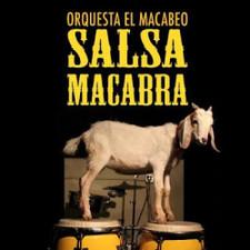 Orquesta El Macabeo - Salsa Macabra - LP Colored Vinyl