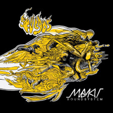 Maku Soundsystem - 5 Fuegos - LP Colored Vinyl