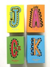 Jack To The Lost Chicago Reels Pt. 2 - J/A/C/K (Complete Set) - 4x Cassette