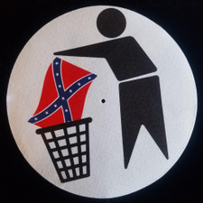 Confederate Trash - Let's Keep It Clean - Single Slipmat