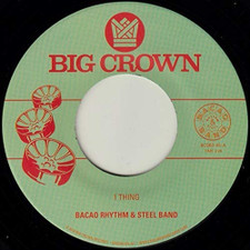 "Bacao Rhythm & Steel Band - 1 Thing / Hoola Hoop - 7"" Vinyl"