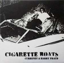"Curren$y & Harry Fraud - Cigarette Boats - 12"" Vinyl"