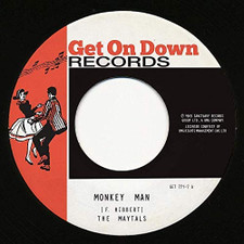 "The Maytals - Monkey Man / Night & Day - 7"" Vinyl"