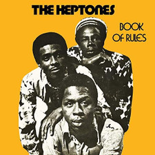 The Heptones - Book Of Rules - LP Vinyl