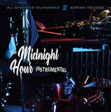 Adrian Younge / Ali Shaheed Muhammad - The Midnight Hour (Instrumentals) - LP Vinyl