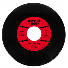 "Night People - I Can't Keep Trying - 7"" Vinyl"